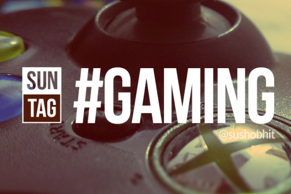 Get Your Game On with the Sunday Hashtag #gaming