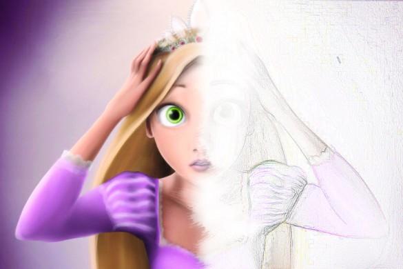 PicsArt Users Share Princess Drawing Tutorials