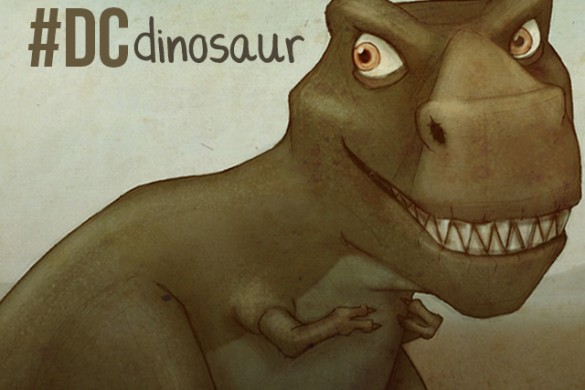Draw a Dinosaur for Our Drawing Challenge