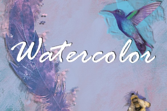Turn Your Photos into Masterpieces with the Watercolor Package