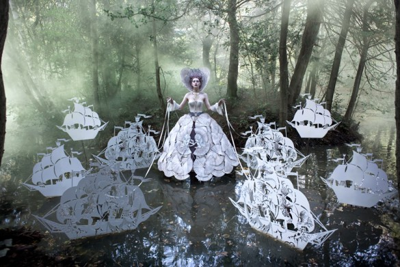 Kirsty Mitchell Creates Photos Inspired by Her Mother's Fairy Tales