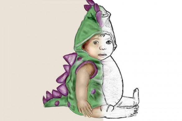 PicsArt Users Share Dinosaur Drawing Tutorials