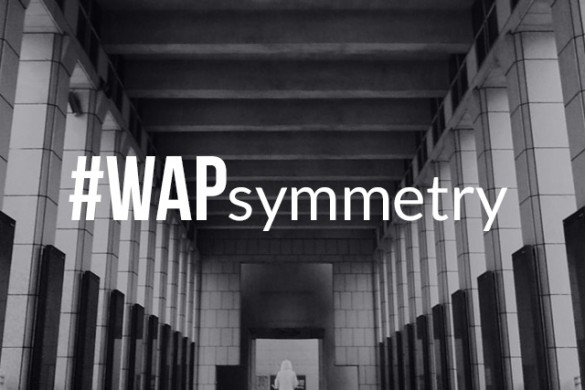 Capture Images of Symmetry for the Weekend Art Project