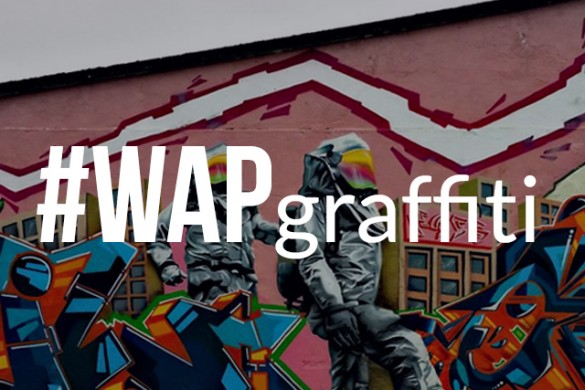 Capture Street Art and Enter the Graffiti Weekend Art Project