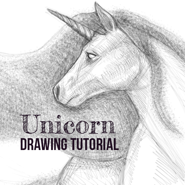 How to Draw a Unicorn with PicsArt