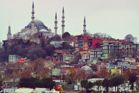 Amazing Street Photography in Istanbul