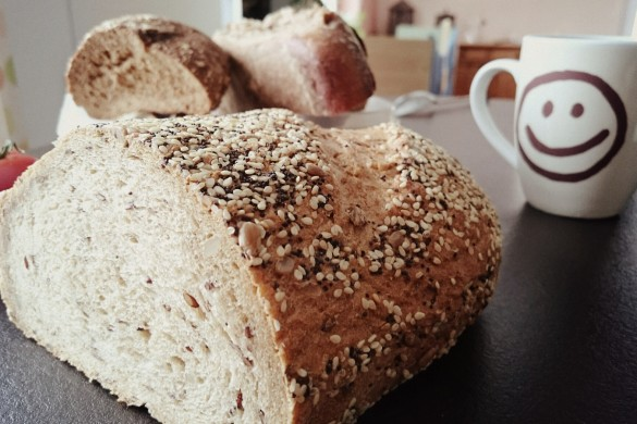 Baker's Dozen: A #bread Photo Gallery