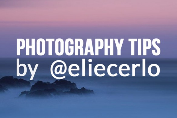 Master Photographer Eliecer Lopez Shares How to Photograph Amazing Shots