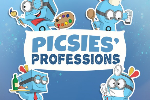 Picsies' Professions Clipart Package Arrives in the PicsArt Shop