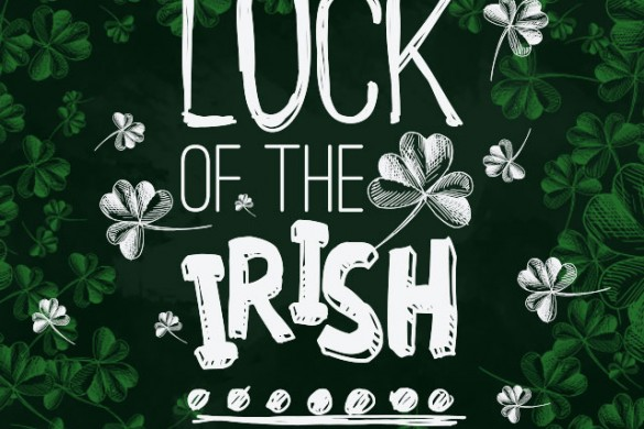Get Ready for St. Patrick's Day with the Luck of the Irish Package