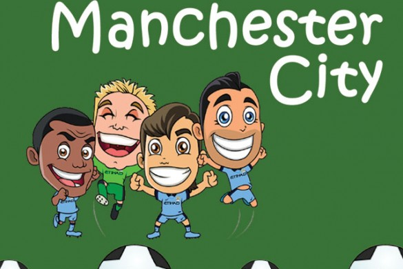Up Your Game with the Manchester City Package in the PicsArt Shop