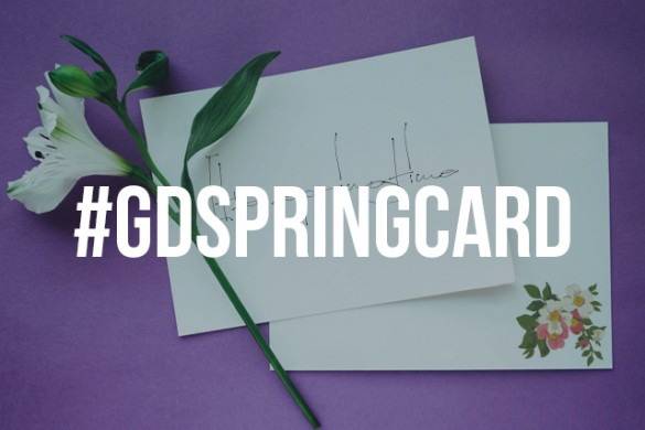 Design a Postcard for Spring, Enter Our Graphic Design Contest