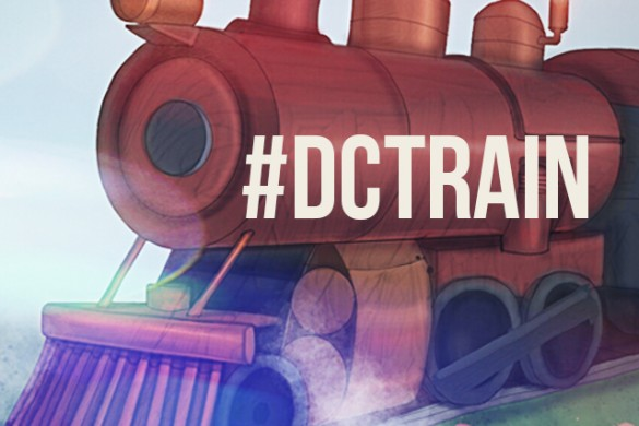 All Aboard Our Train Drawing Challenge