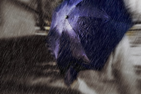 Rain, Rain, Go Away: A #myumbrella Photo Gallery