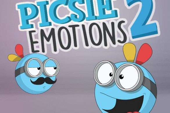 More Free Picsie Fun with the Picsie Emotions 2 Package!