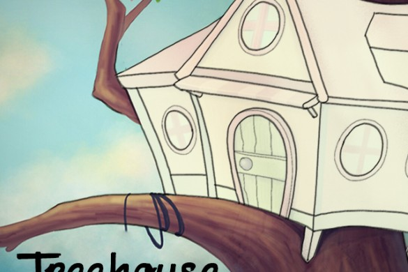 How to Draw a Treehouse with PicsArt