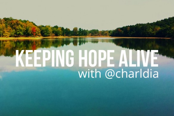 PicsArtist @charldia Loves Life and Inspires, Surviving 88 Surgeries and a Coma