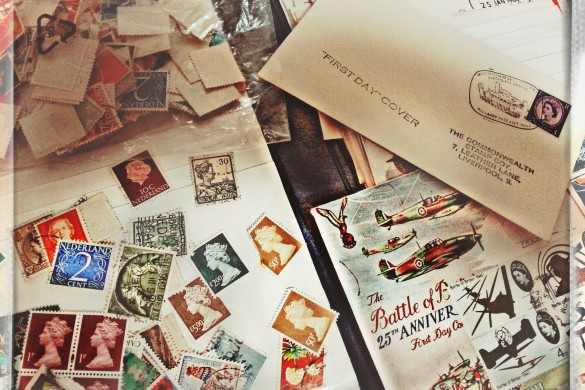 PicsArtists Celebrate Snail Mail with the Sunday Hashtag #stamp