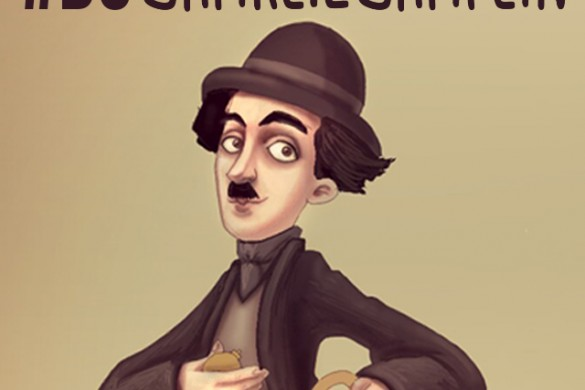 Happy Birthday Charlie Chaplin! Draw this Silent Film Star for Our Drawing Challenge