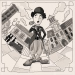 10 Winning Charlie Chaplin Portraits from the Drawing Challenge