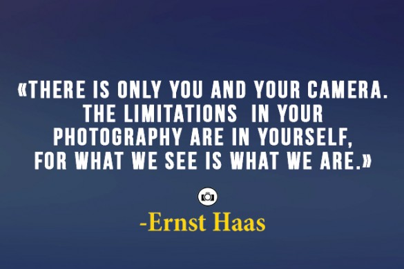 5 Quotes from the Masters and How to Apply Them to Your Photography