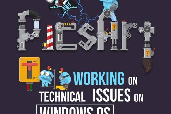 Technical Difficulties on Windows OS