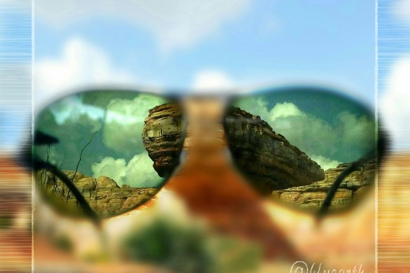 PicsArtists Get Creative with the Weekly Tag #throughmyshades