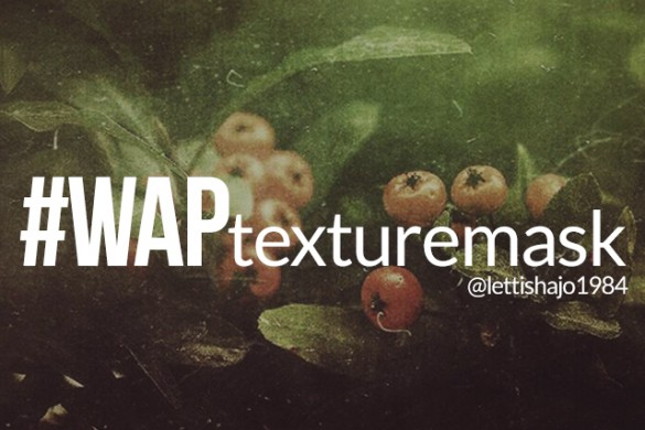 Use PicsArt Texture Masks for our Weekend Art Project