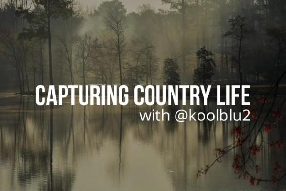 PicsArtist @koolblu2 Captures Rural Life & Quiet Moments