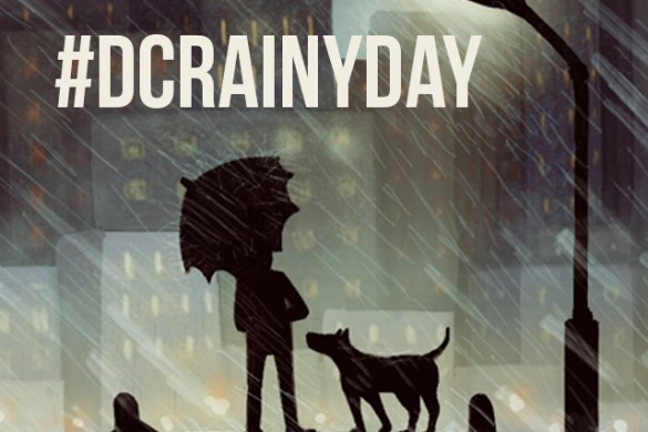 Draw a Rainy Day for This Week's Drawing Challenge