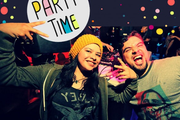 Be the Life of the Party with the Party Time Frame Package