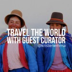 Guest Curator and Travel Photographer Kristen Emma