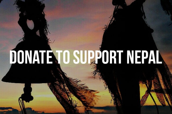 Support Nepal: We All Can Contribute