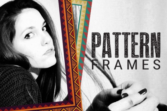 Brighten Up Your Shots with the Pattern Frames Package