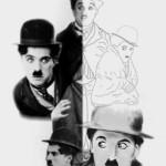 Charlie Chaplin Drawing Tutorial