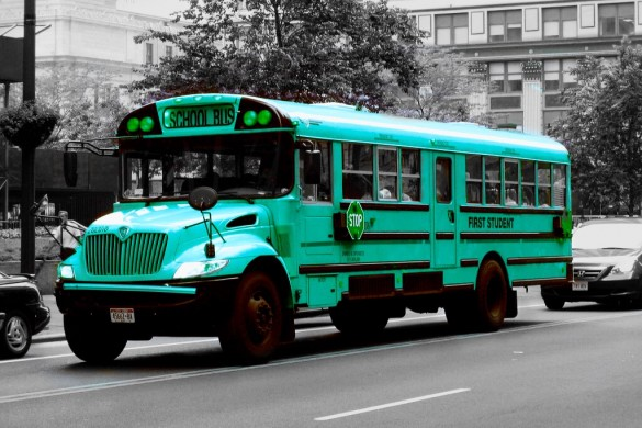 Wheels on the #bus: A Photo Gallery