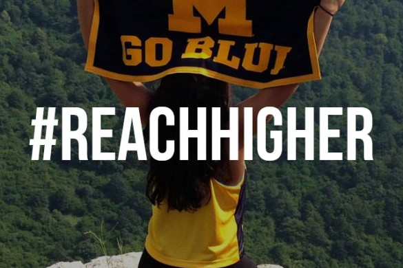 Celebrate College Signing Day 2015 with #ReachHigher