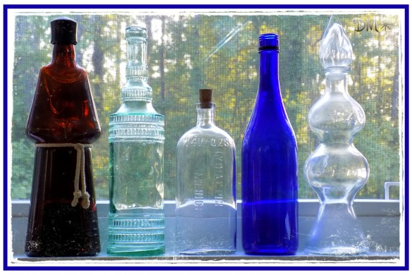 Bottoms Up: A Photo Gallery of #bottles