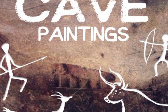 Download the Cave Paintings Package from the PicsArt Shop