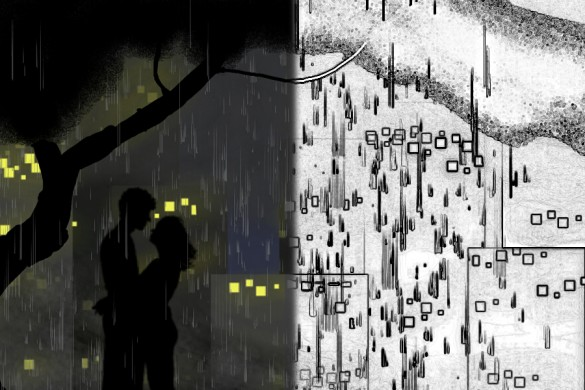PicsArtists Share Tutorials on How to Draw a Rainy Day
