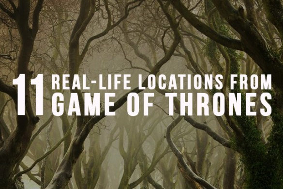 11 Real-Life Locations from Game of Thrones