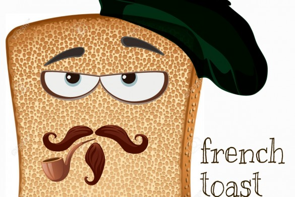 Heat up the Toaster Oven: A #toast Photo Gallery
