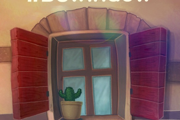 Draw a Window for This Week's Drawing Challenge