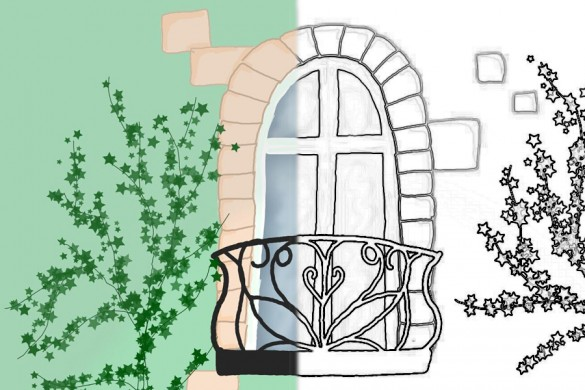 PicsArtists Share Steps on How to Draw a Window with PicsArt