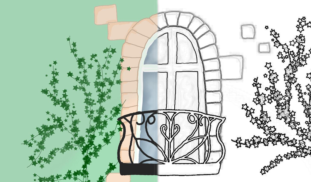 Steps on How to Draw a Window with PicsArt