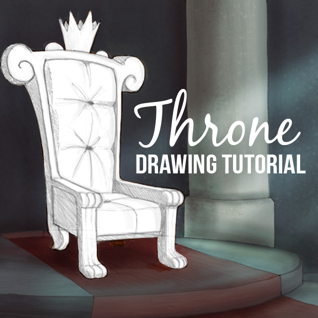 How to Draw a Throne Using PicsArt
