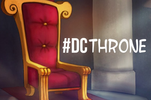 Draw the Ultimate Throne for This Week's Drawing Challenge
