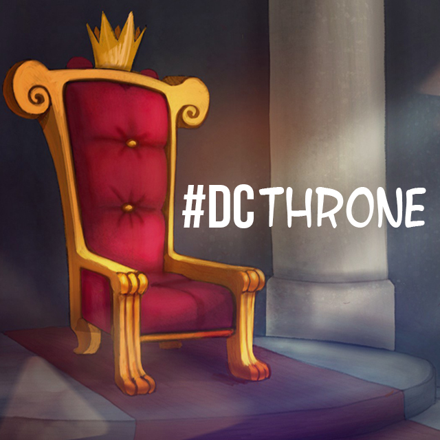 throne drawing challenge