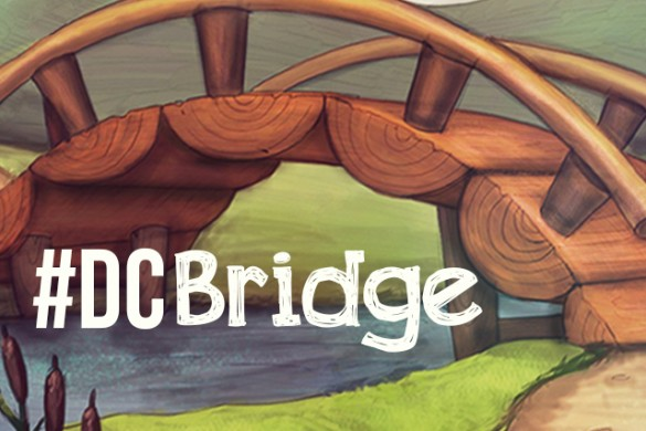 Draw a Bridge with PicsArt for This Week's Drawing Challenge