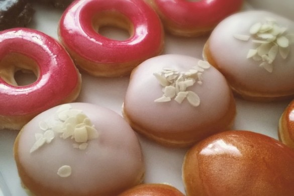 Donuts, #donuts Everywhere: A Photo Gallery